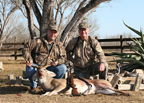Golden Triangle Management Deer