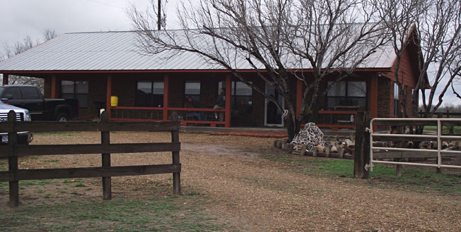 Holcomb Ranch House